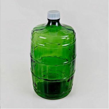 Бутыль 10 литров (зеленый)