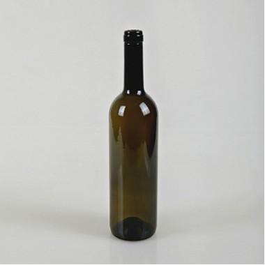 Бутылка винная Оливковая