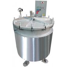 Автоклав для консервирования промышленный 370Э электрический 370 литров