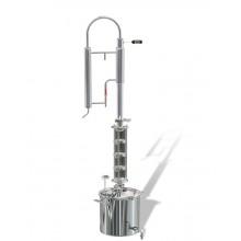 Тарельчатая система для ректификации Зенит, 20 л