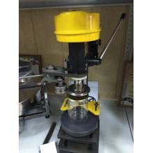 Закаточная машинка для жестебанок (консервных банок) и стеклобанок полуавтоматическая