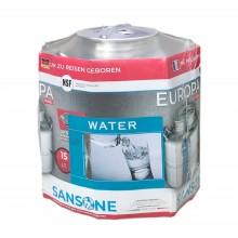 Бочка с краном ЕВРО Aqua (15 л)